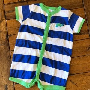 Carters infant  boys 6 months one piece outfit